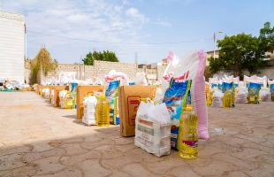 Wedyan Association Implemented The First Phase of Providing Emergency Food Aid to The Most Vulnerable Groups of  IDPs and Host Communities in Bir Ahmed - Al Buraiqa District / Aden